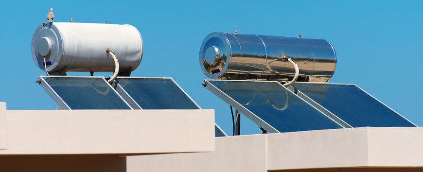 Solarthermie-System